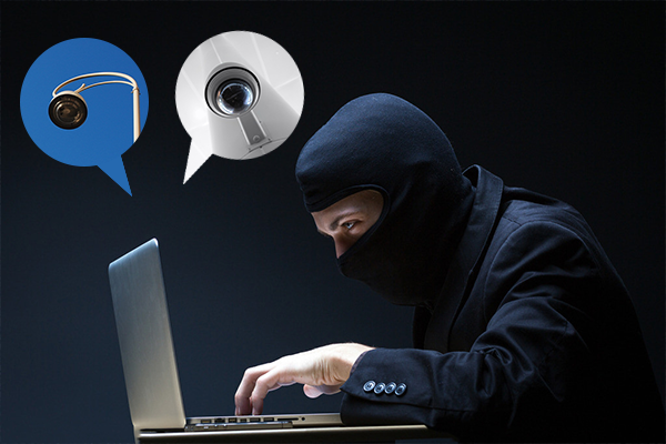 جلوگیری از هک شدن دوربین های مداربسته