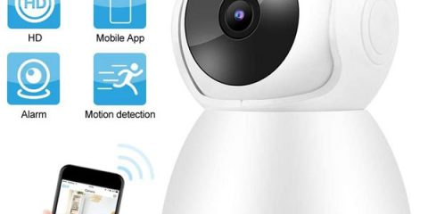 آموزش نصب دوربین baby cam v380