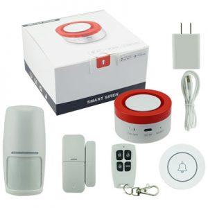 دزدگیر وای فای WiFi Smart Siren Alarm